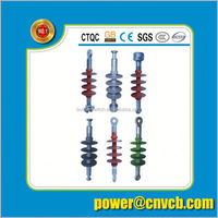 33kV 10KN Pin type Composite Insulator For High Voltage Power Line porcelain insulator bushing