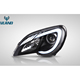 For Gens LED Auto Head Lamp (ISO9001&TS16949)