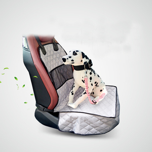 Hot seller dog car seat covers car pet products travel dog carrier pet car seat carrier
