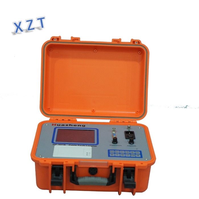 Low Voltage TDR time domain reflect cable fault locator for Underground Cable