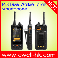 3.5'' IPS Touch Screen Octa Core 3GB/32GB 4G Android Smartphone with DMR Walkie Talkie
