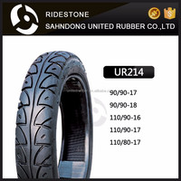 110/90-16 TUBELESS TIRE FOR MOTORCYCLE