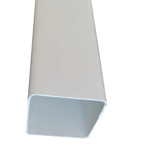 High Quality 5 Inch Square PVC Pipe