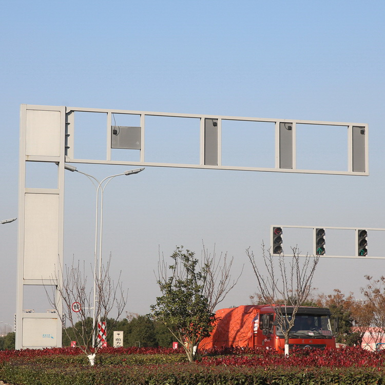 Tiang lalu lintas Tiang isyarat trafik (zt) 07