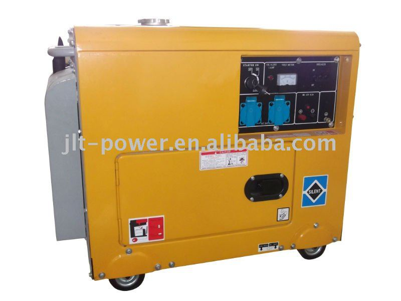 Silencer Europe Style Generator(3-5kva) Ultimate