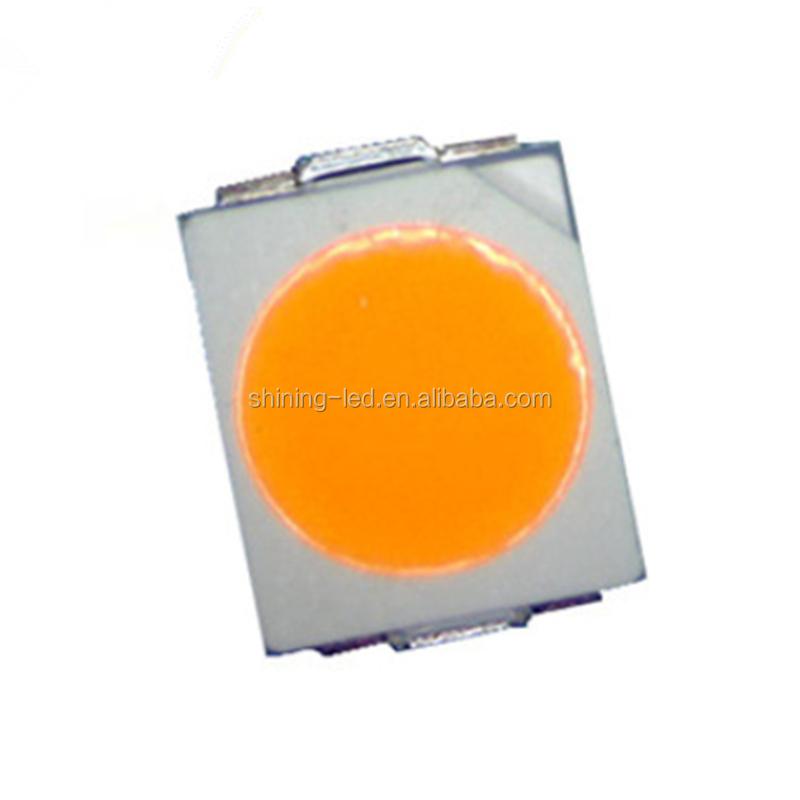 White Red Blue Green Yellow Orange 3528 PLCC-2 SMD SMT LED Chip