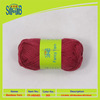 chinese manufacturing companies smb hot sell oeko tex 50g skeins hand knitting laine bamboo yarn