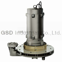 AR aerator for water oxygenize and mixing