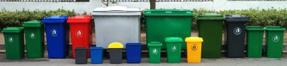 Garbage Box/colored Trash Can - Buy Garbage Box,Waste Plastic Bin ...
