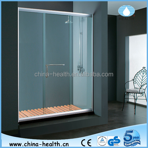 Customized Hotel Used Shower Stalls 6mm Glass Thickness Small ...