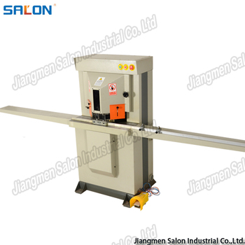 Double Saw Picture Frame Guillotine Buy Pvc Frame Cutting Machine