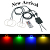 Hot sell factory direct auto parts ring led angel eyes