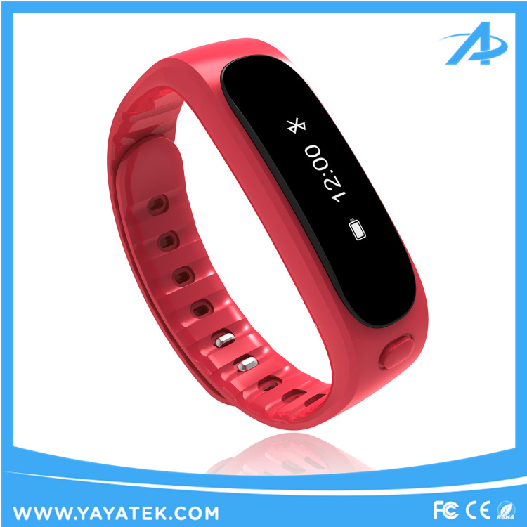 2017 Trending Gadgets Top Quality TPU Band Smart Waterproof Pedometer Bluetooth Watch for Android Mobile Phone