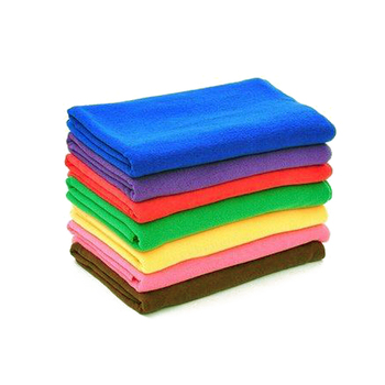 wholesale 40x40 car wiping detailing towel super absorbent microfiber cloth