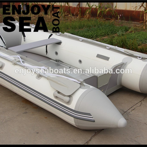 Portable boat PVC dinghy,aluminium floor inflatable boat,pro marine inflatable boat