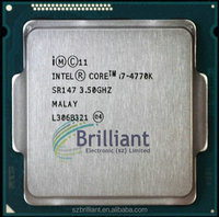 Core i7 4770K SR147 3.5GHz Quad-Core CPU Intel I7-4770K Desktop Processor