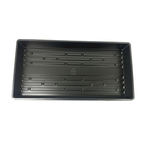 Heavy Duty Standard 1020 Plant Flat Trays with or without Holes Manufacturer