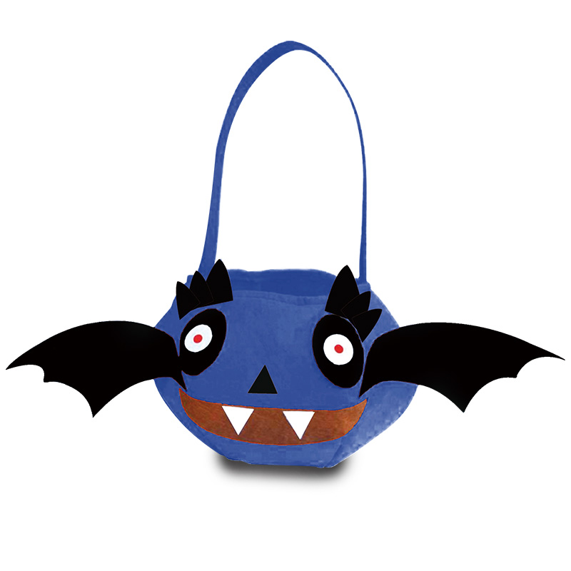 Tote Bag Commercio All'ingrosso Costumi di Halloween Make Up Moda di Halloween Personalizzato Riciclabile Shopping