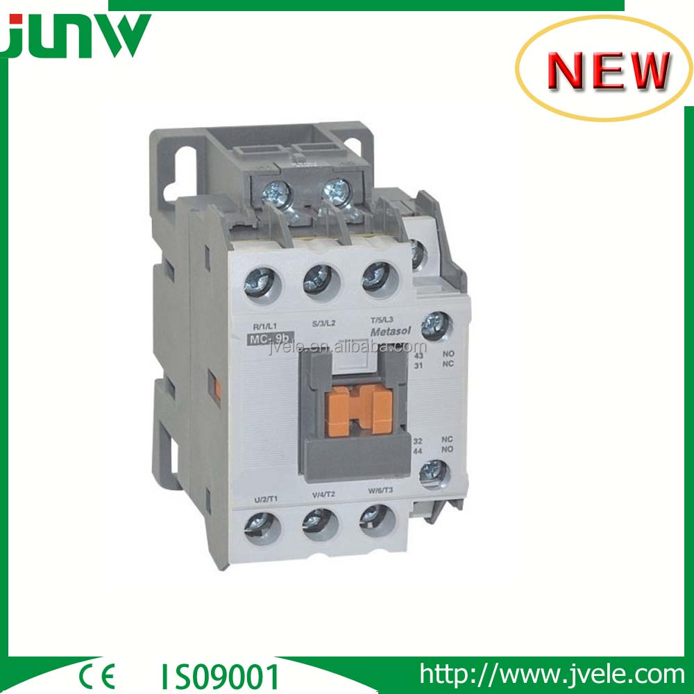 China manufacture to supply GMC MC types of contactor