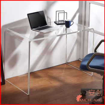 Sleek Acrylic Computer Desk Designs Small Home Offices Desk   Buy Computer  Desk,Office Desk,Unique Office Desk Product On Alibaba.com