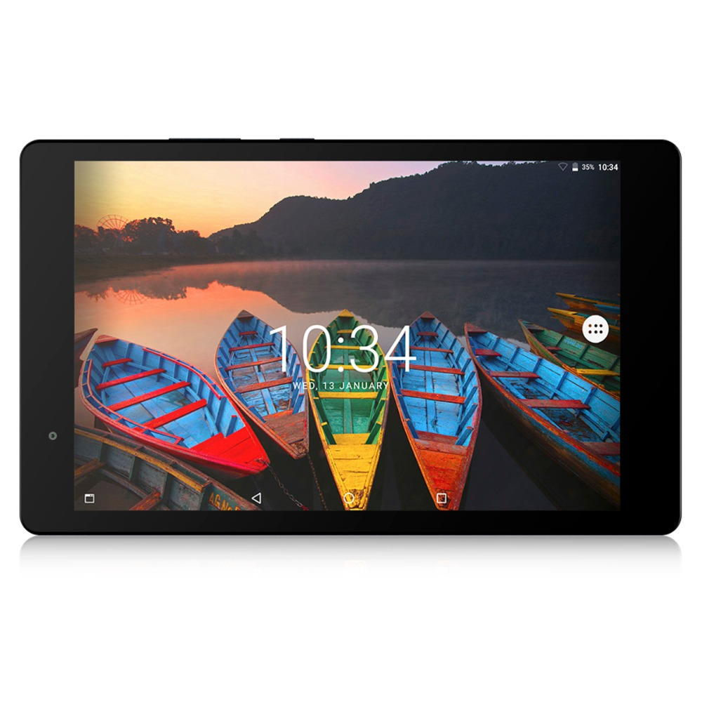 Lenovo P8 8.0 pouces tablette Android 6.0 Snapdragon 625 Octa Core Lenovo tablette 2.0GHz 3GB RAM 16GB ROM caméras android tablette