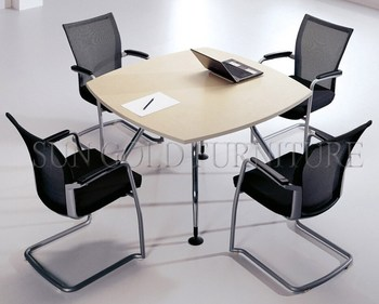 mini small square conference table meeting table coffee table sz mt058 - Small Conference Table