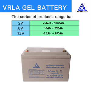 12v100ah Deep Cycle Bateria Solar Gel AGM Light Weight 12V 100AH Lead Acid Battery Plate