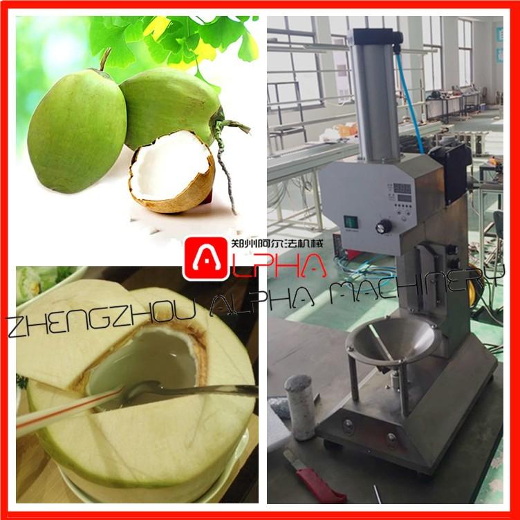 China Supplying Coconut Peeling Machine/coconut Husk Grating ...