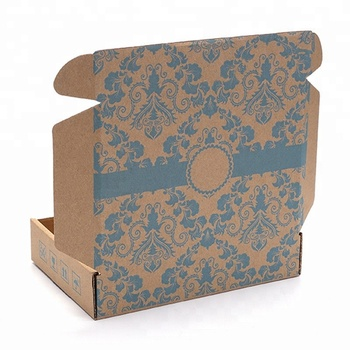 Factory Oem Book Mailer Box Custom Colorful Printed Box Mailer