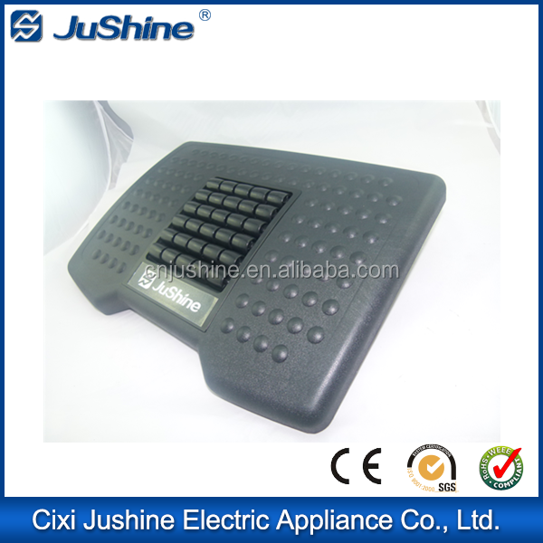 2015 foot rest <strong>shelf</strong> made in ningbo china plastic footrest
