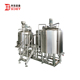 0% alcohol beer equipment brewing machine
