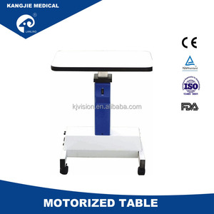 KJ-1A High Quality Ophthalmic Motorized Table Optomtery Instrument Elevating Table