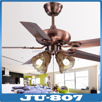 High Quality Wholesaler Price Ceiling Fans Led Light 27w