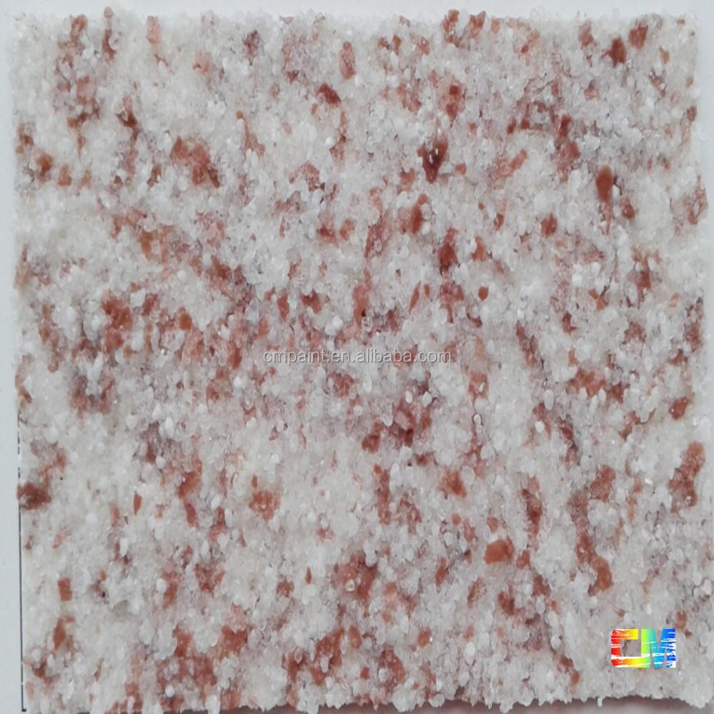 Base de agua efecto de pintura en aerosol interior y for Pintura efecto piedra