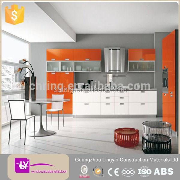 Home möbel modernes design lack hölzernen modulare selbst ...