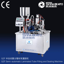 shipping rotary ice cream automatic pure sachet water honey feeder cup filling and sealing machine