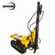 Small HC726A pneumatic & hydraulic mechanical mini portable drilling rigs for mining