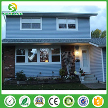 Cheap pvc vinyl siding lowes vinyl siding colors with UV protection