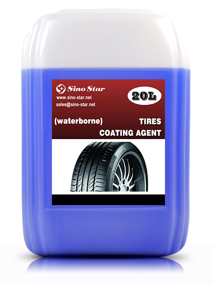 Hot Car Tires Coating Agent from SINO STAR (SS-Z2015)