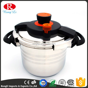 Volume supply superior service for canning power pressure cooker with temperature control