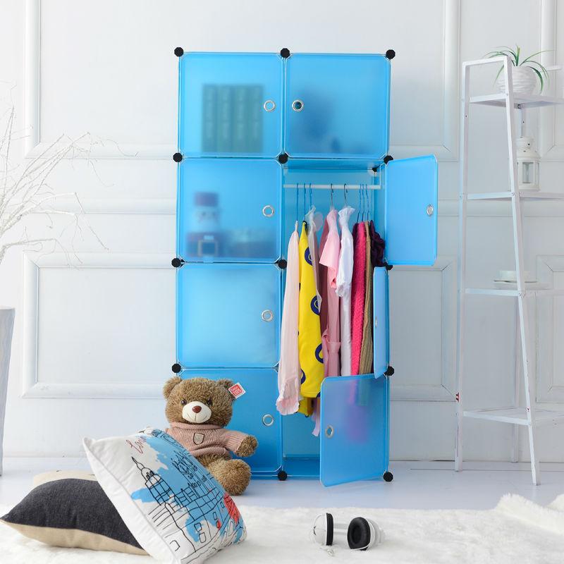 Muebles De Dormitorio Moderno Corta Guardarropa En Plástico - Buy ...