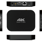 2019 New Google Chrome S905 4K android tv box with 1GB RAM 8GB Flash Full loaded kodi 15.2 with many addons and IPTV channels