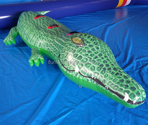 inflatable flying towables crocodile water game inflatable flying fish banana boat inflatable flying boats manta ray