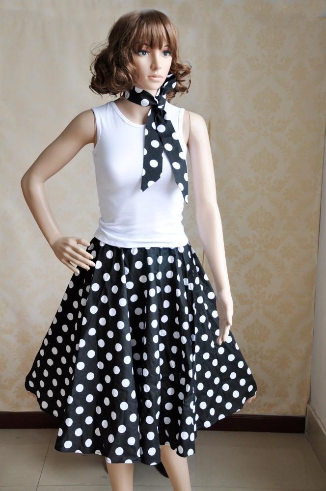 2015 la mode style r tro 100 coton danse swing jive rockabilly robe blanc d - Vintage style images ...