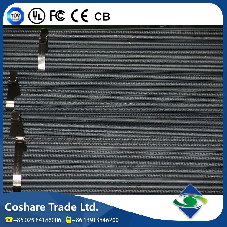 Coshare America Machine Produced Super Firm steel iron rod for construciton