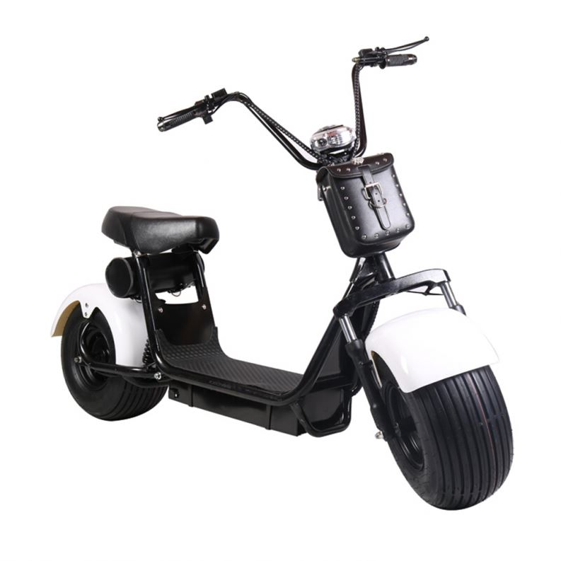 New coming 2 wheel electric motorcycle 11.4ah li-ion battery citycoco scooter