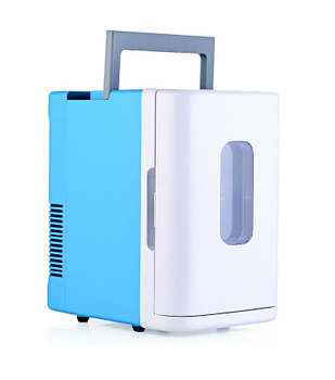 NEW! 10L Portable Freezer Fridge 12V/24V/240V Camping Car Boat Caravan Cooler