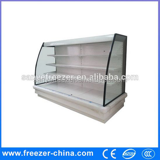Made in China Sanye high quality modern disign for counter top deli display case