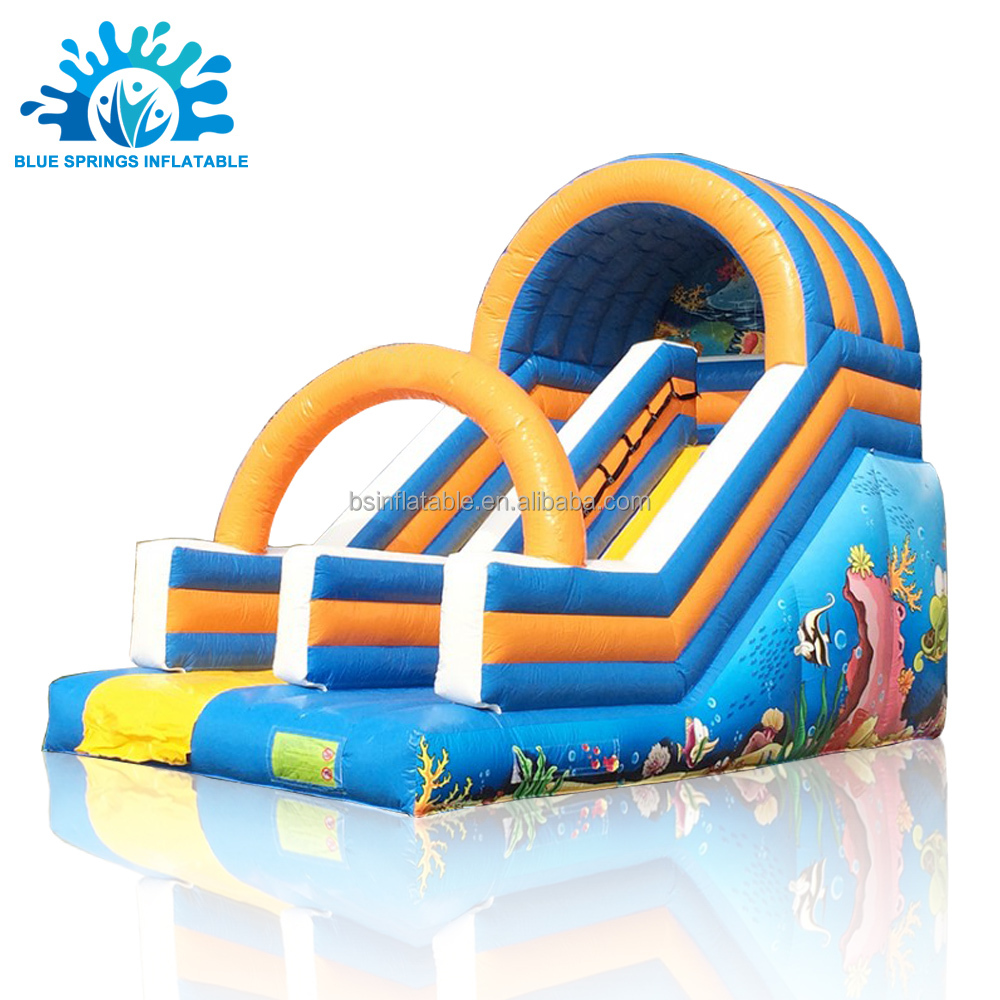 Blue Springs <strong>Inflatable</strong> Supplier, Small <strong>Inflatable</strong> Slide