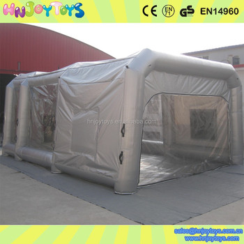Hot sale Inflatable cheap spray photo booth wholesales spray booth for sale cheaper